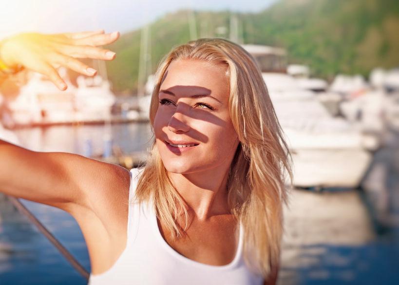 Sun Damage on your Face