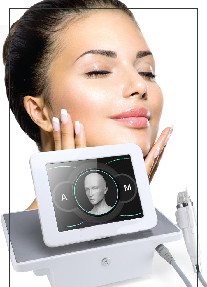 Fractional RF Microneedling with PRP |